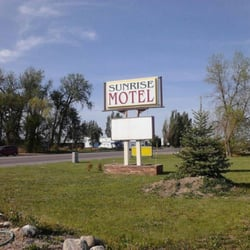 Photo Of Sunrise Motel Sidney Mt United States Best Hotel In