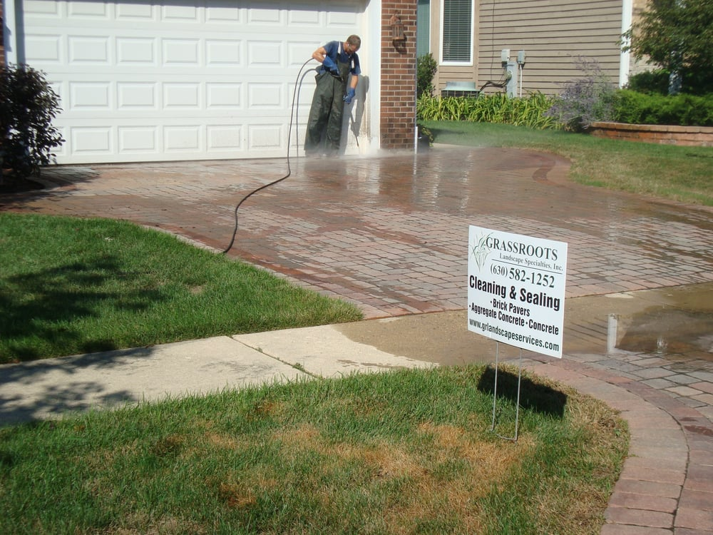 Power Washing Is The First Process To Properly Cleaning