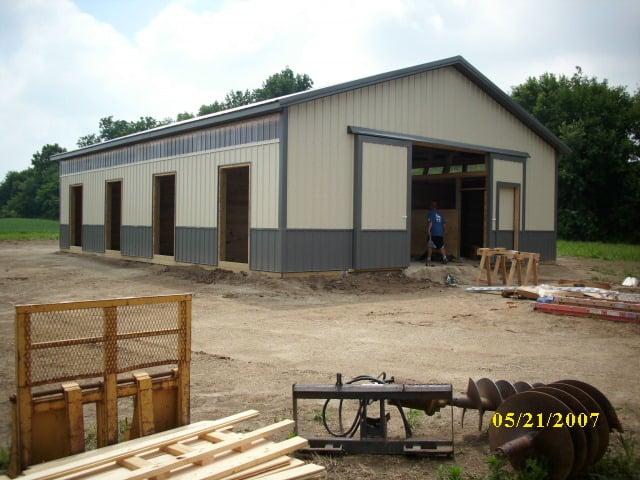 Percheron Builders Group: 4 W Main St, Centerburg, OH