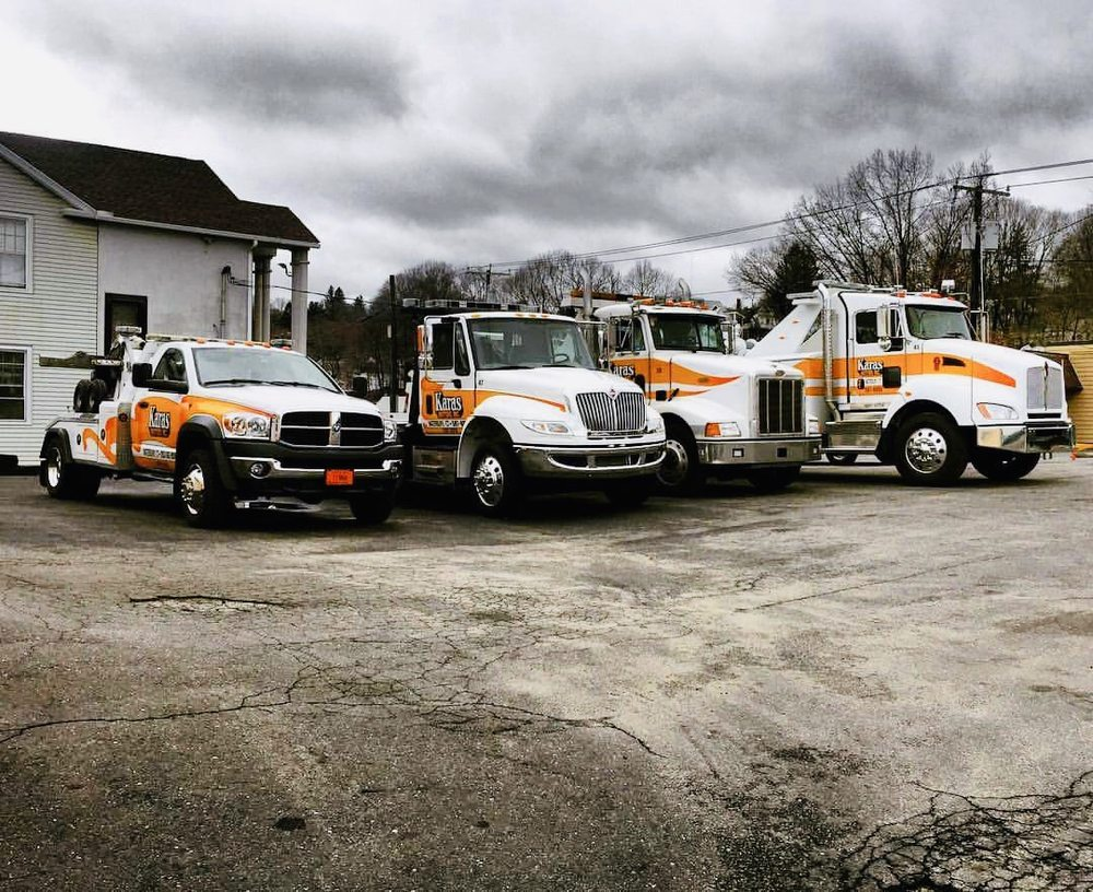 Towing business in Watertown, CT