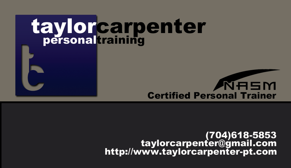 Taylor Carpenter Personal Training 18 Photos Trainers 17232