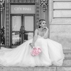 Photo Of City Hall Wedding Photographer