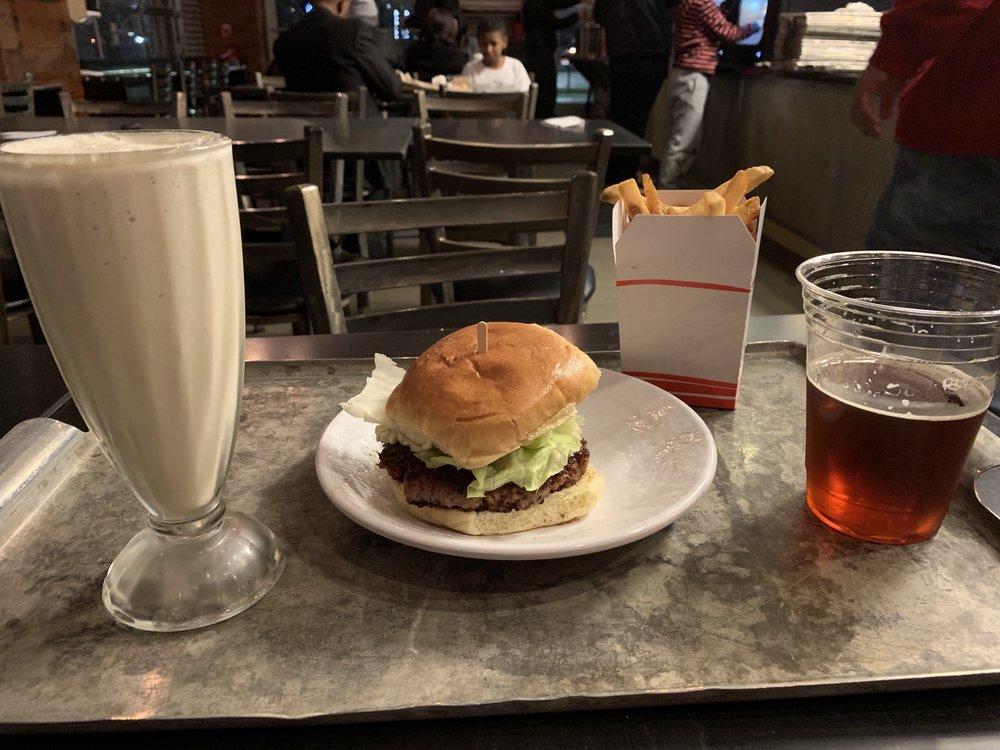 Burger Dive: 702 Grand Union Blvd, Somerville, MA