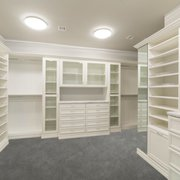 Luxury Walk In Closet Photo Of Classy Closets   Chandler, AZ, United  States. White Walk In Closet