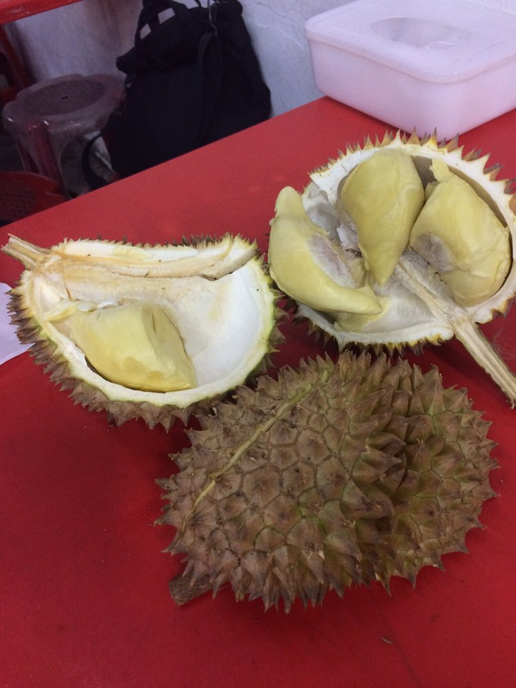 Ah hung d24 sultan durian street food 204 geylang road geylang ah hung d24 sultan durian street food 204 geylang road geylang singapore yelp ccuart Image collections
