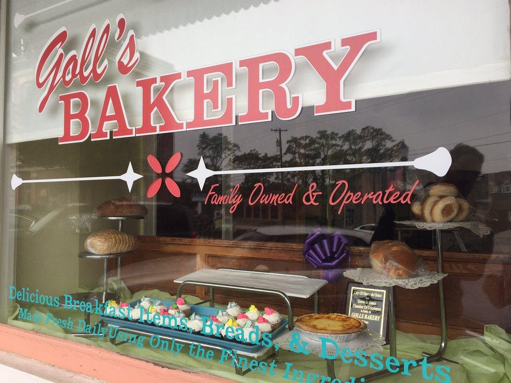 Goll's Bakery: 234 N Washington St, Havre De Grace, MD