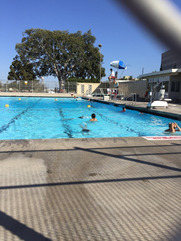 Westchester Pool Swimming Pools 9100 Lincoln Blvd