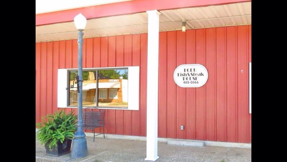 Ecru Fish & Steak House: 388 Main St, Ecru, MS