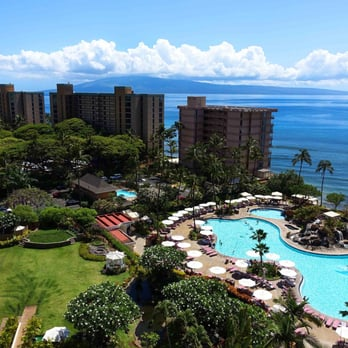 Photo Of Kaanapali Beach Club Maui Hi United States The Grounds