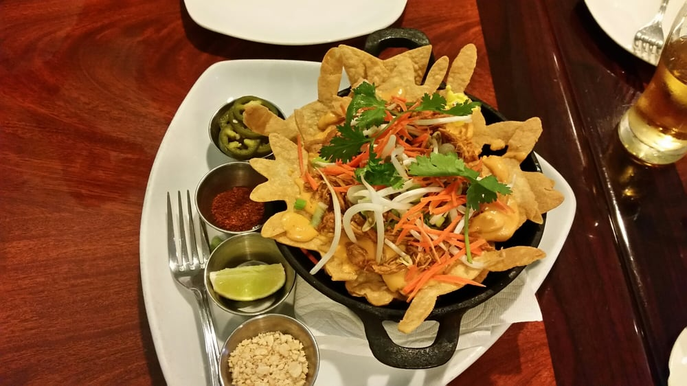 Pokemon nachos yes yelp for Ayara thai cuisine