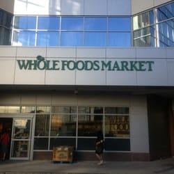 Whole Foods Cambridge Street Boston