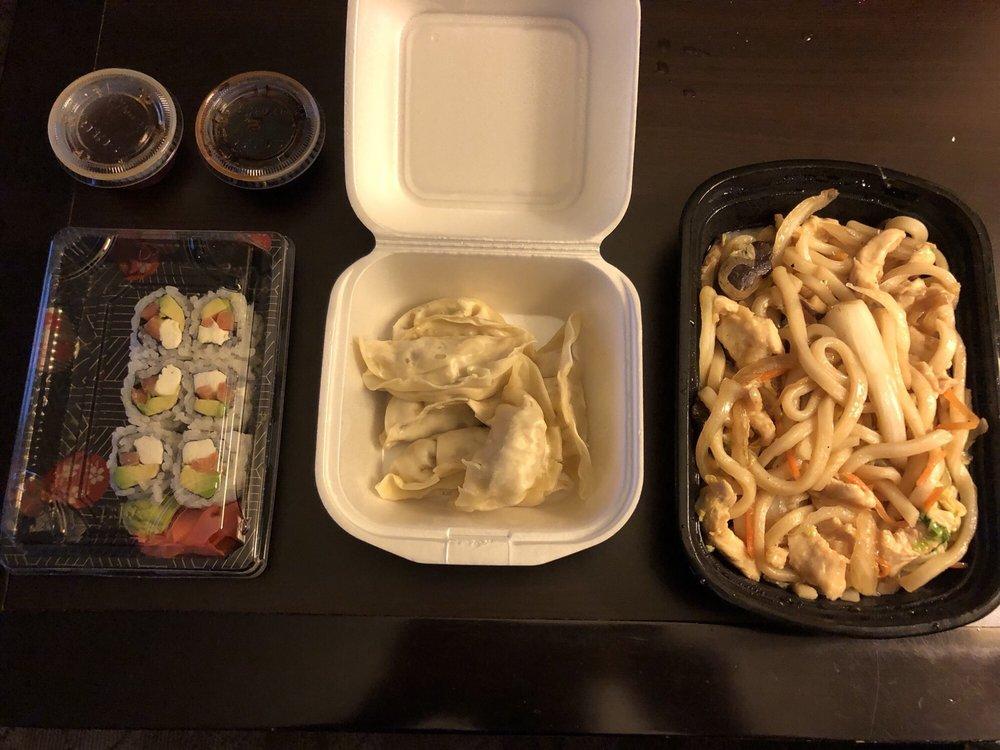 Sake Japanese Restaurant: 1702 E Carl Albert Pkwy, McAlester, OK