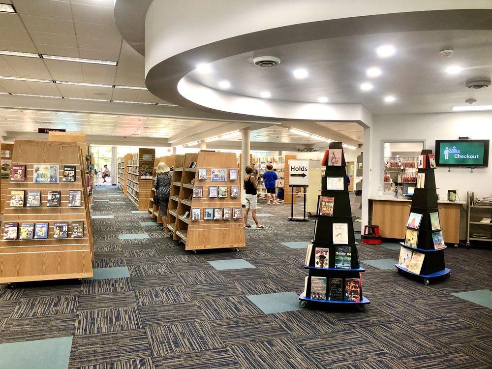 Eagle Public Library: 100 North Stierman Way, Eagle, ID