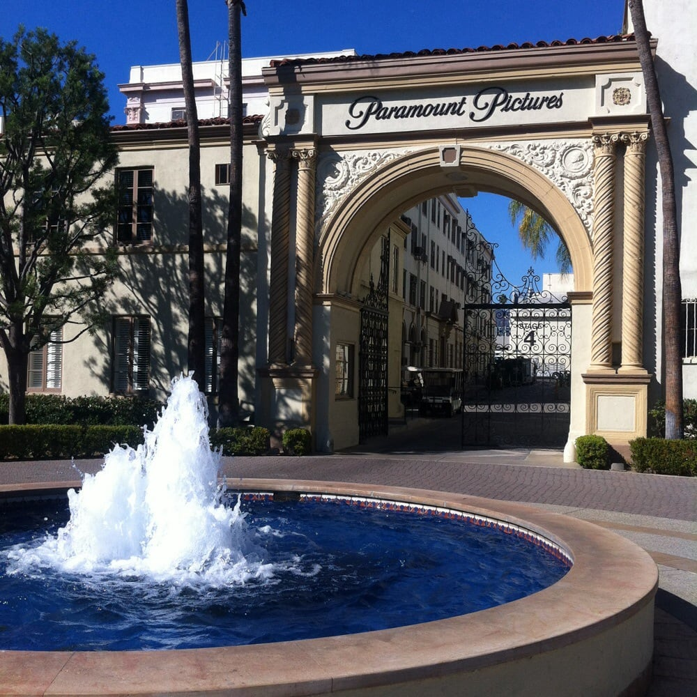 Paramount Pictures Tour Yelp