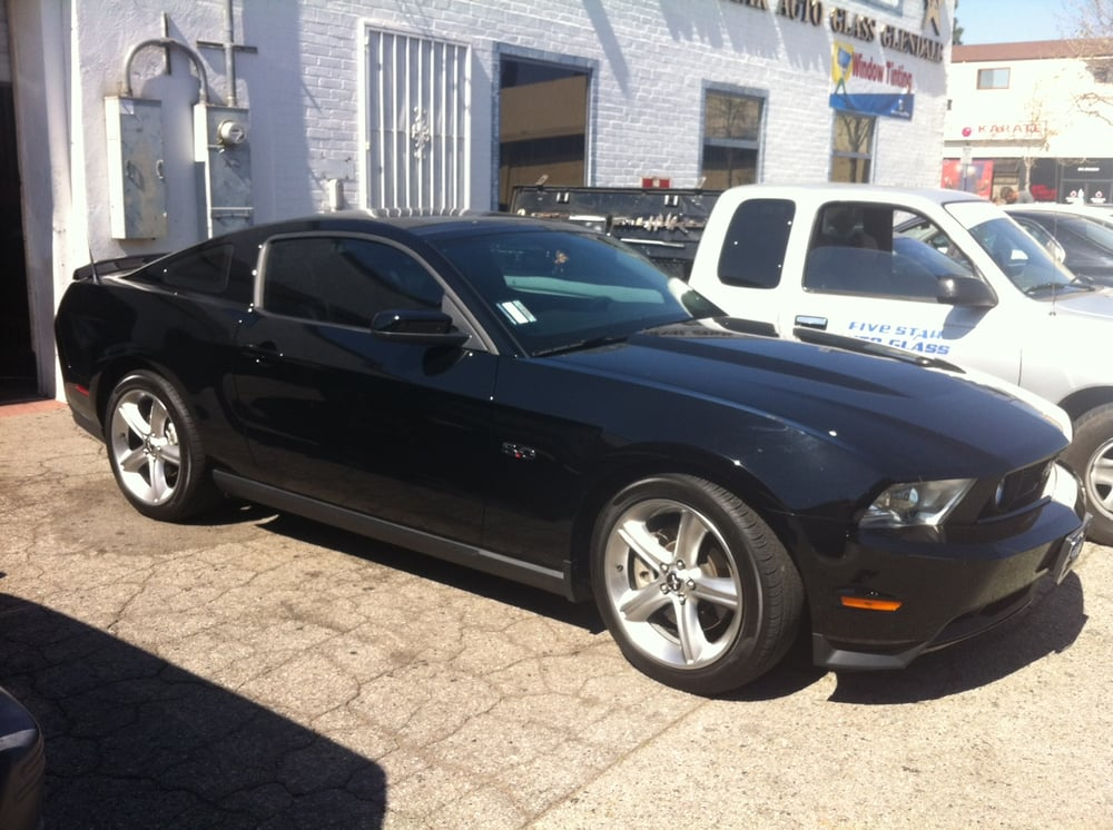 Star Ford Glendale >> 2012 Ford Mustang Tints - Yelp