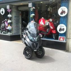 la clinique du scooter motorcycle dealers montparnasse paris france reviews photos yelp. Black Bedroom Furniture Sets. Home Design Ideas