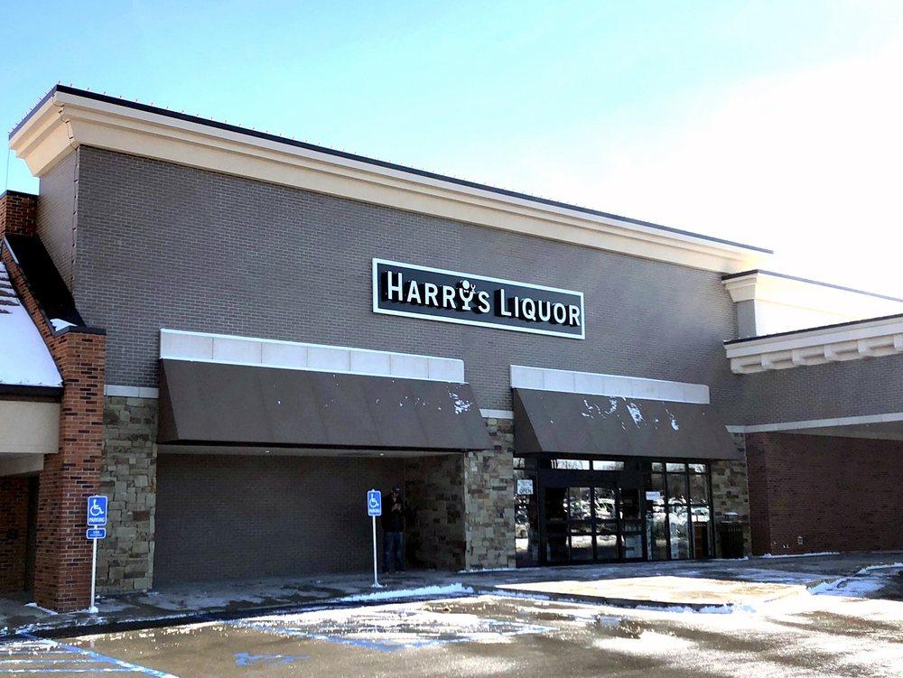 Harry's Liquor Store: 11721 Roe Ave, Leawood, KS