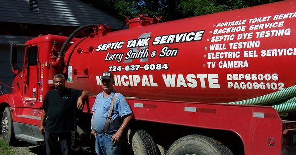 A Septic Tank Service - Septic Services - 1406 Rolling Acres