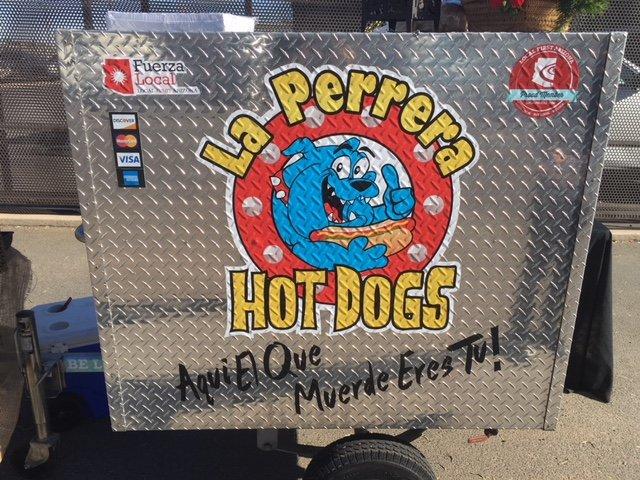 La Perrera Hot Dogs: 4622 N 35th Ave, Phoenix, AZ