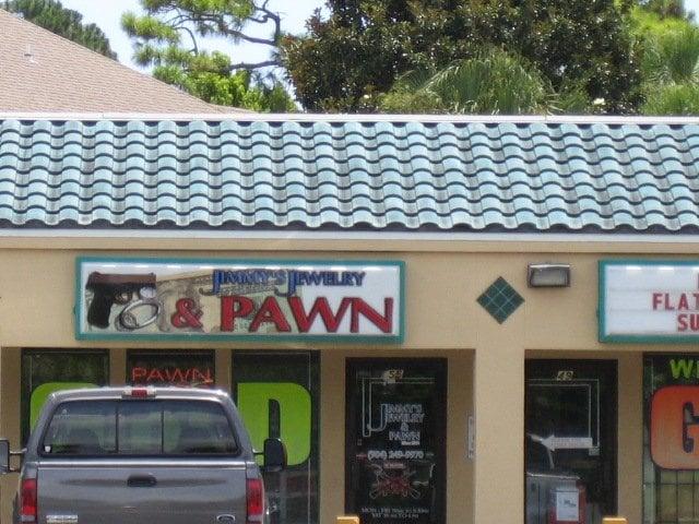 Jimmy's Pawn Shop