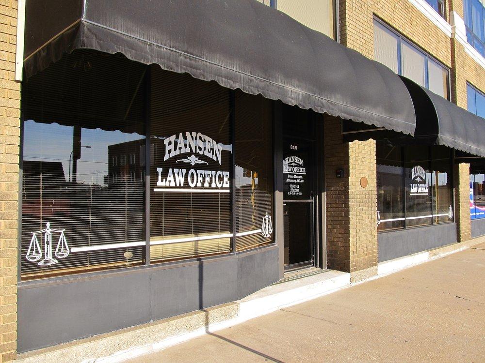 Hansen Law Offices: 319 N Main St, Burlington, IA