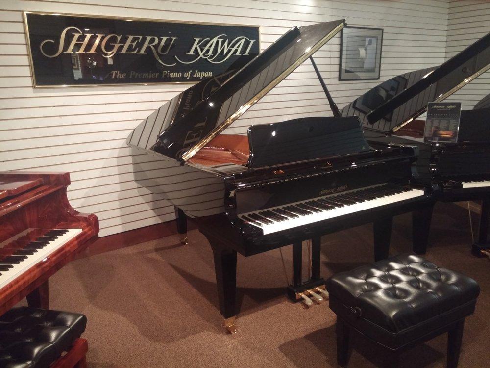 The Piano Company: 206 E Market St, Leesburg, VA