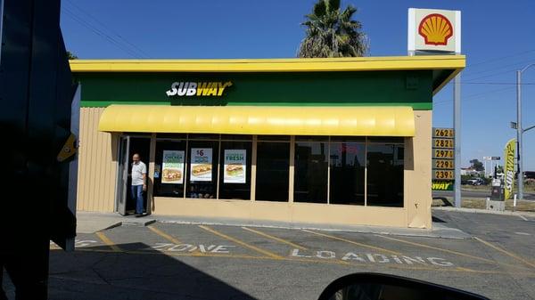 Subway Restaurants Fresno Ca