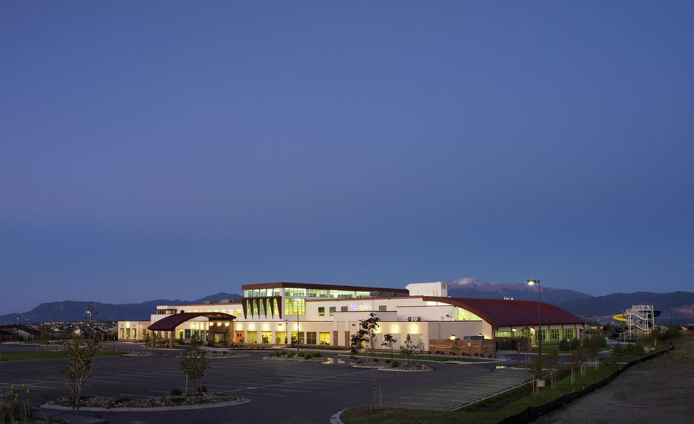 VillaSport Athletic Club and Spa - Colorado Springs