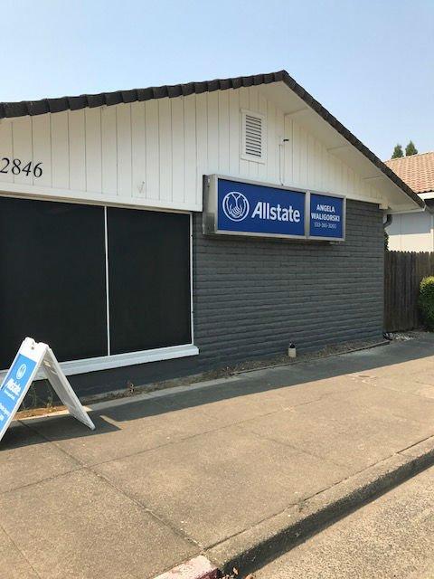 Angela Waligorski: Allstate Insurance | 2846 East St, Anderson, CA, 96007 | +1 (530) 365-3000