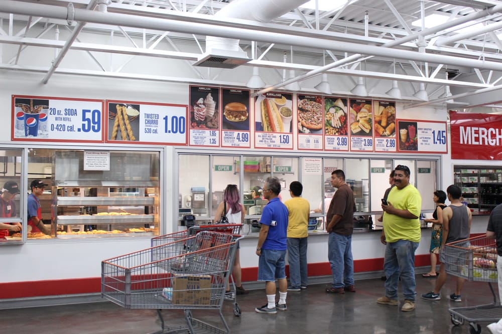 What Everyone Loves About Costco The Food Court Yelp