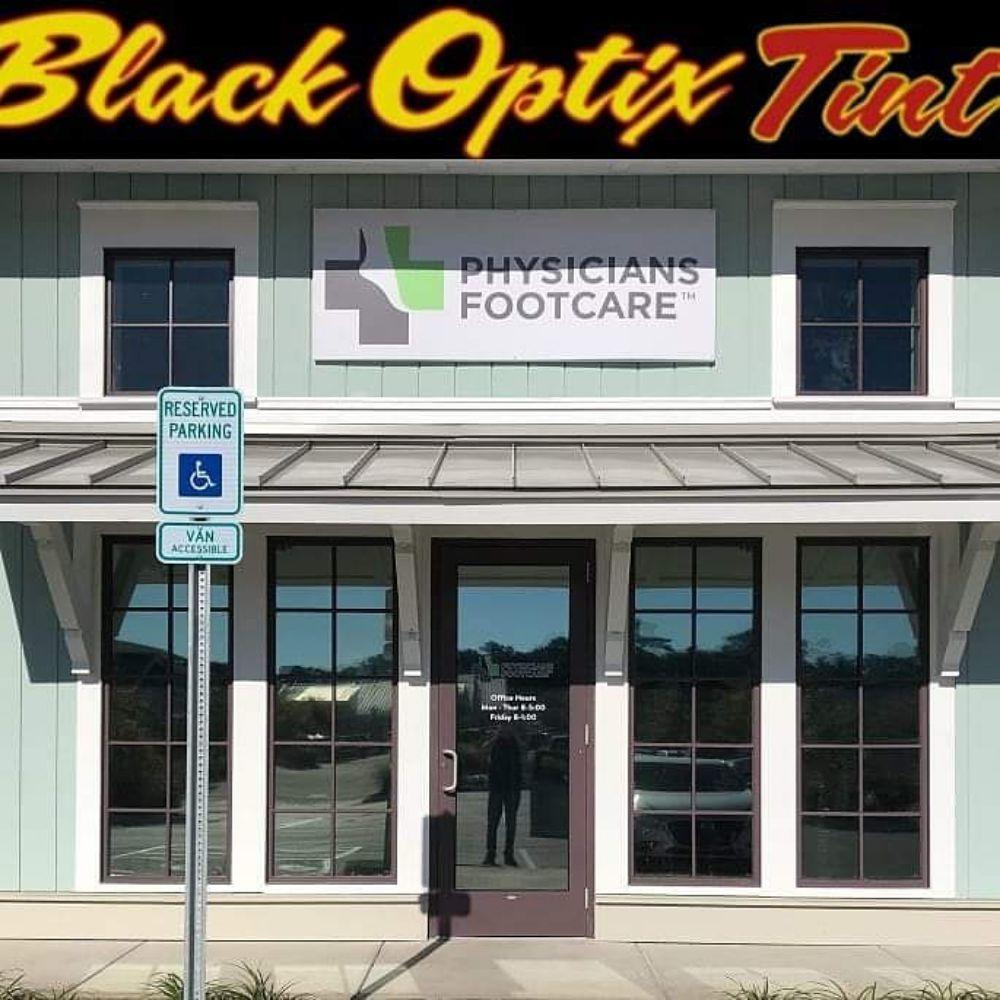 Black Optix Tint: 2138 Hwy 17, Murrells Inlet, SC
