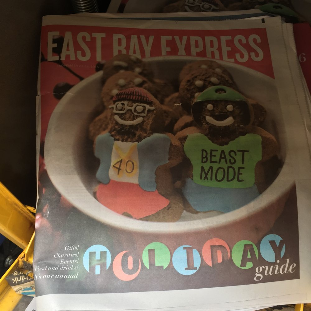 East Bay Express Publishing