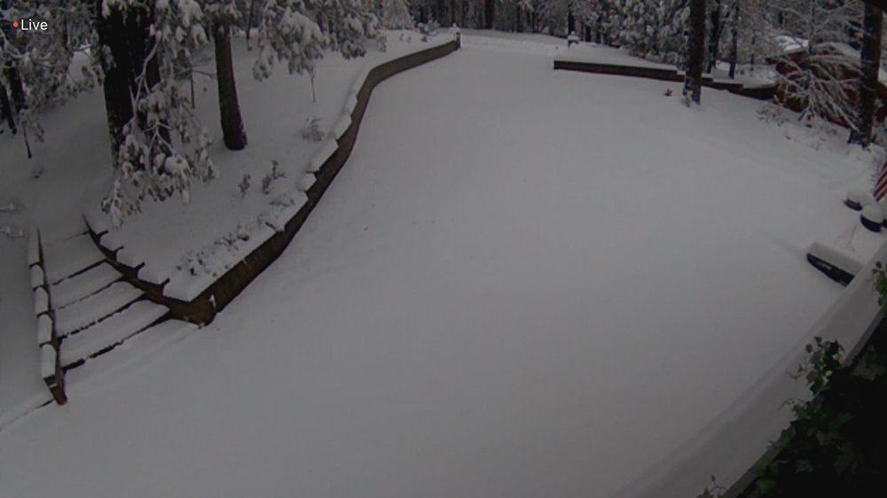 Everett Snow Removal: 1240 Dunbar Rd, Arnold, CA