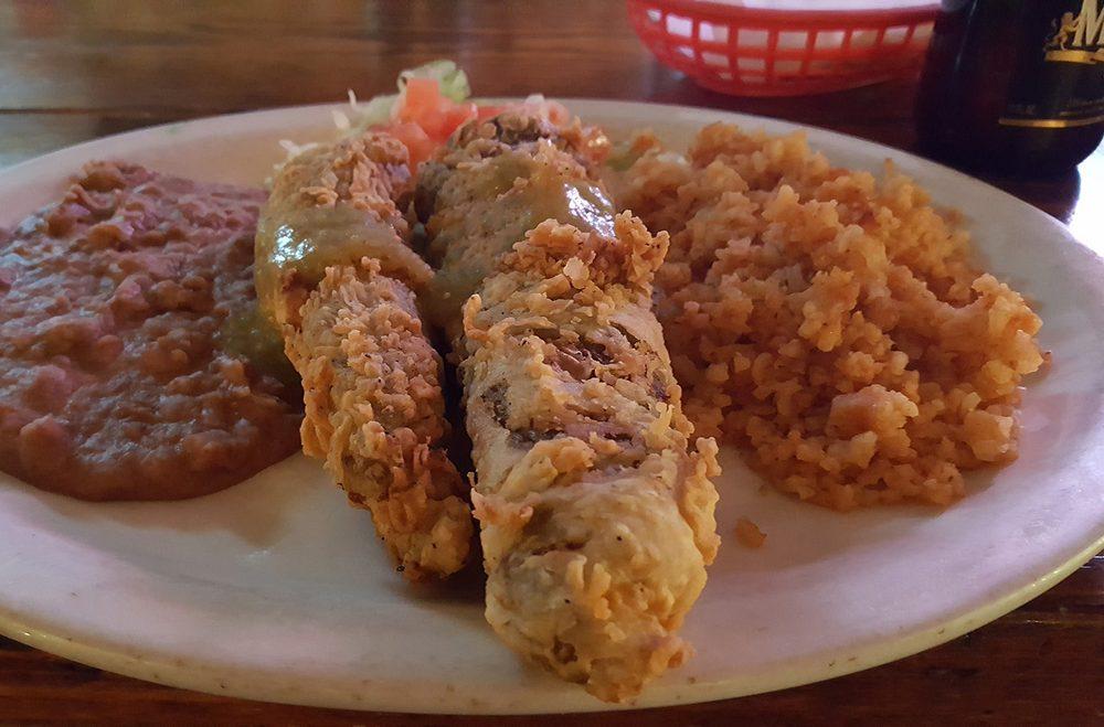 Paco's Tex-Mex Grill: 400 N Ellington Pkwy, Lewisburg, TN