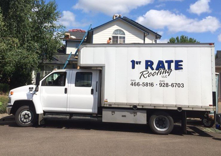 1st Rate Roofing: 522 S Main St, Brownsville, OR