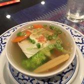 Photo Of Thai Chili Restaurant Covington La United States Exotic Veggie Soup