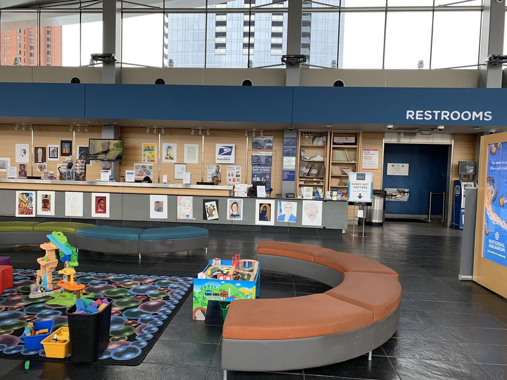Baltimore Visitor Center