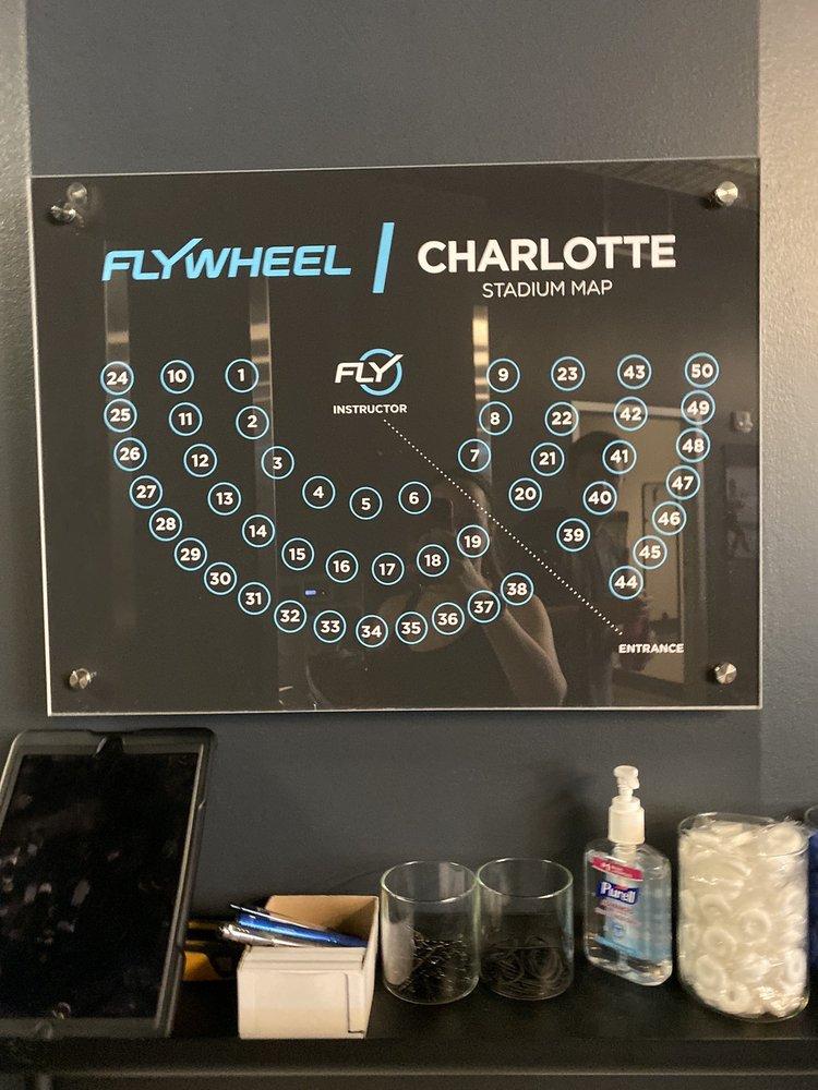 Flywheel Sports - Charlotte