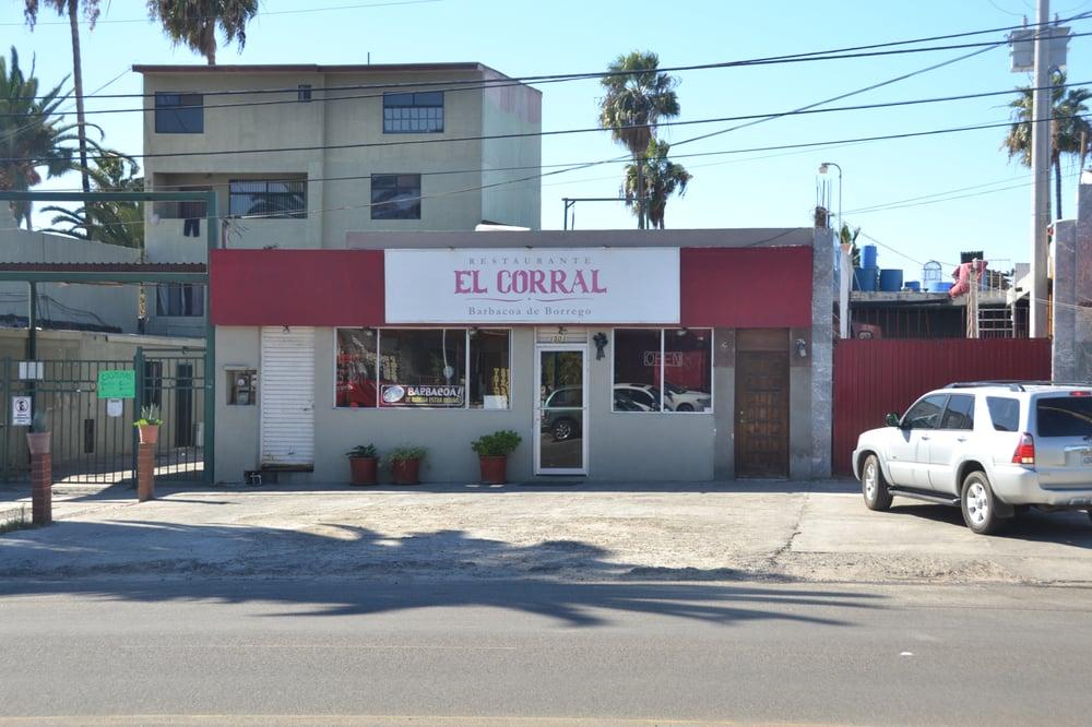 El Corral: Paseo Ensenada 1501, Tijuana, BCN