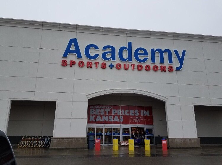 Information about Academy Sports + Outdoors, Overland Park, KS.