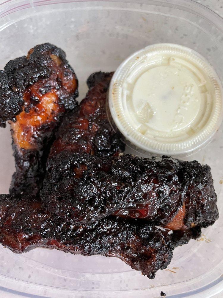 Smokin' Eagle BBQ & Brew: 9 Main St, Le Roy, NY
