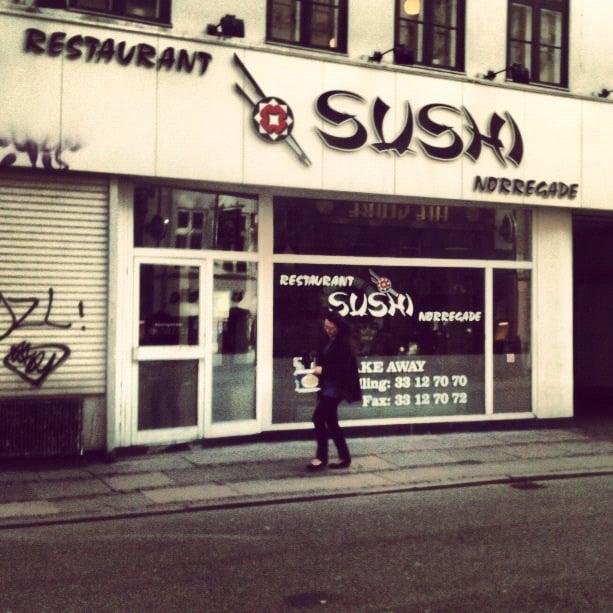 nørregade sushi