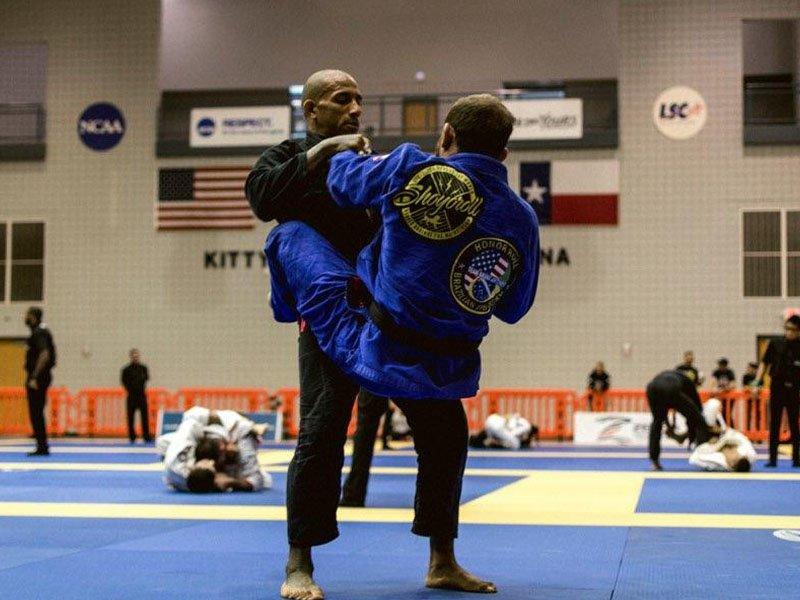 Jesse Palmer Brazilian Jiu Jitsu: 8500 Ohio Dr, Plano, TX