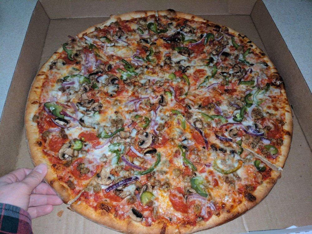 Zuko Pizza Pasta