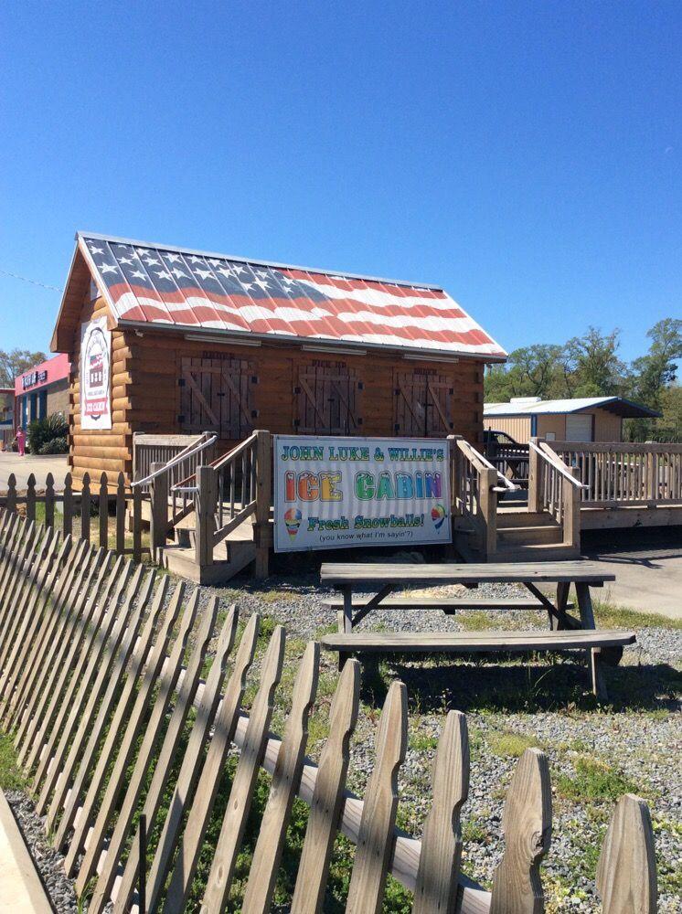 John Luke and Willie's Ice Cabin: 117 Kings Ln, West Monroe, LA