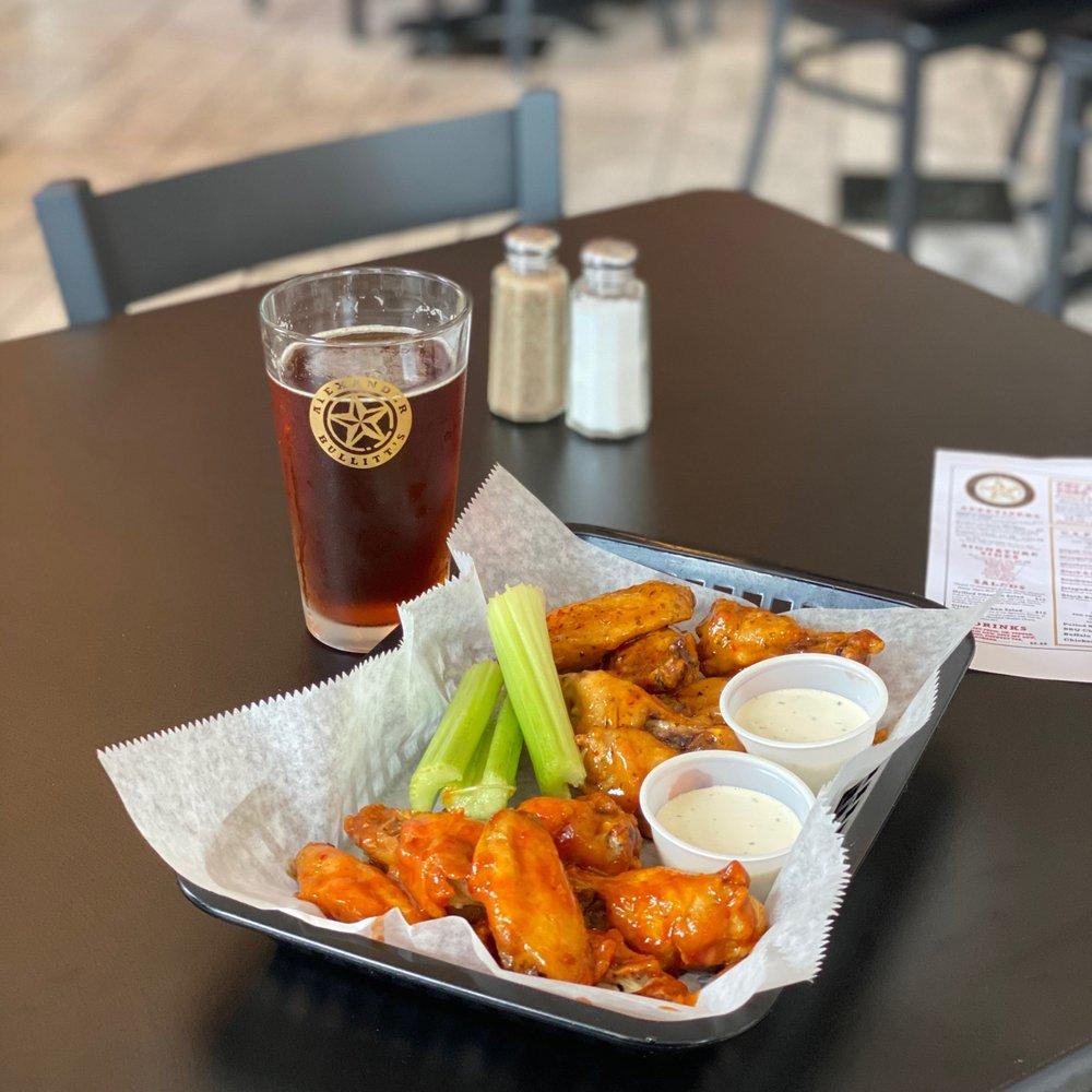 Alexander Bullitts Brewery & BBQ: 131 N 3rd St, Bardstown, KY