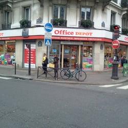Office Depot Office Equipment 25 Boulevard Des Batignolles 8eme