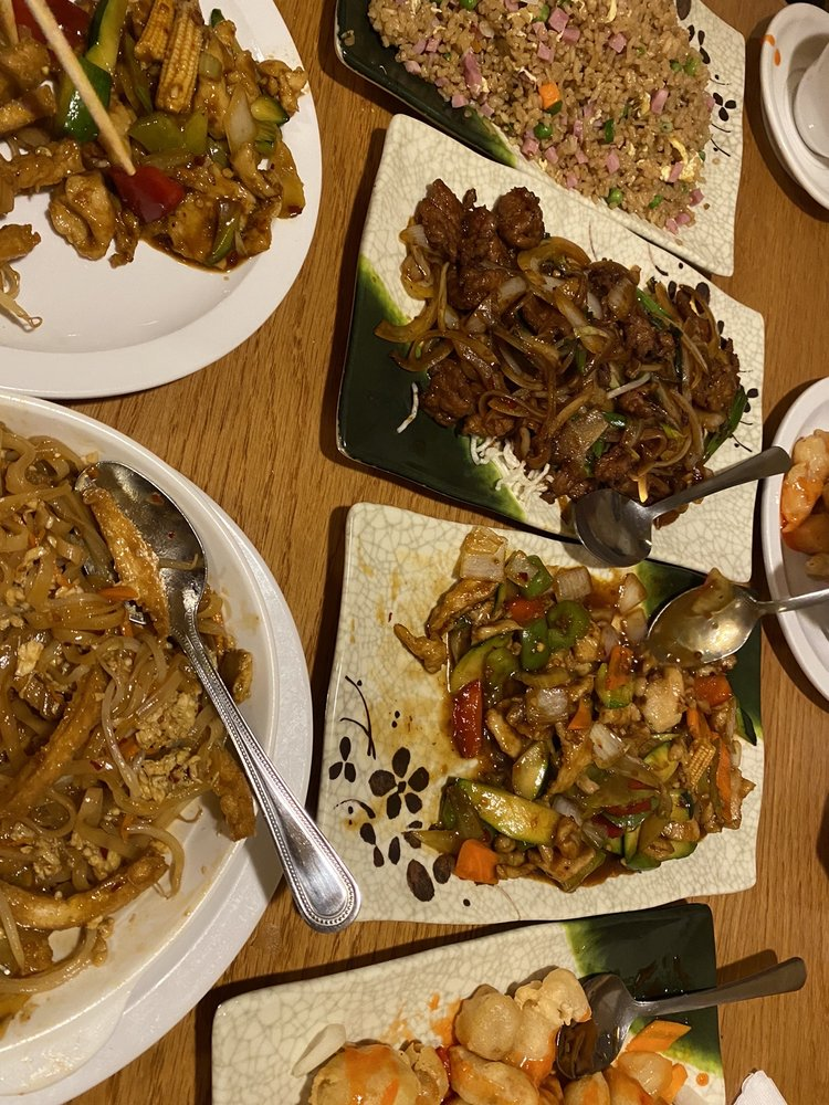 China Gourmet: 44 W Pine St, Pinedale, WY