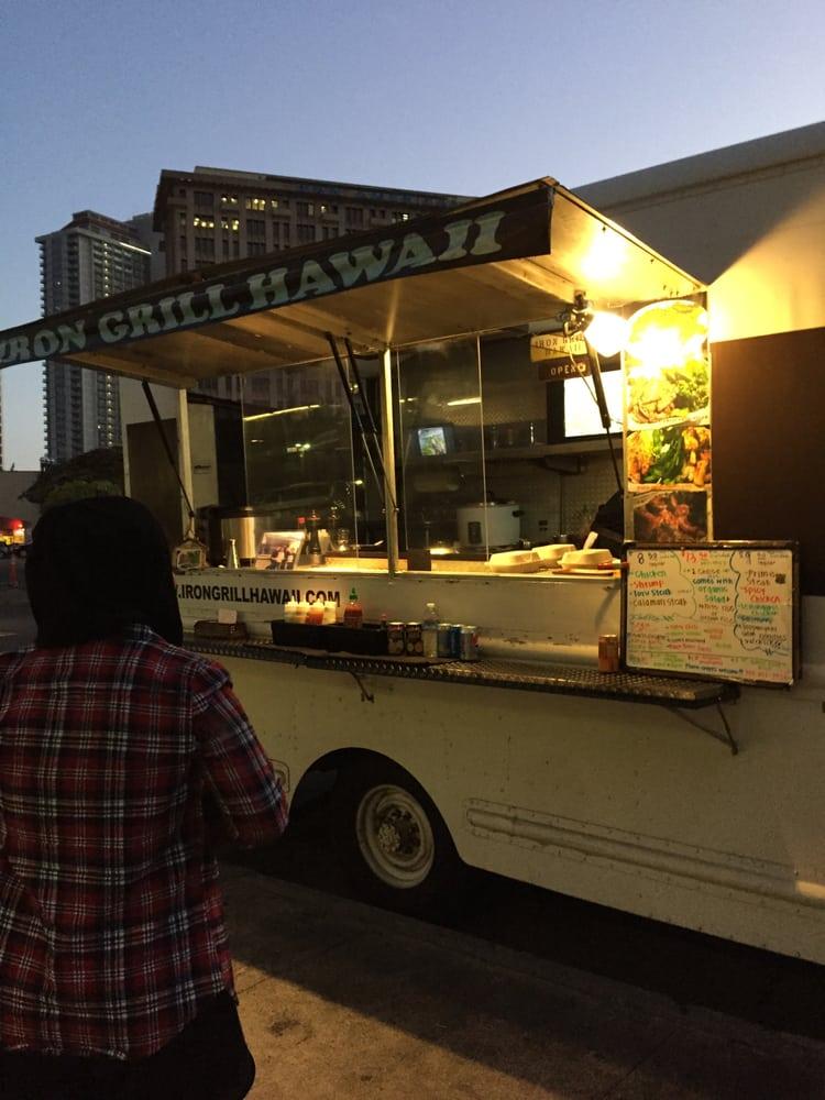 Teppanyaki Food Truck