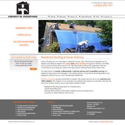 Photo of Insight Design Studios - Canton CT United States. Henryu0027s Roofing -  sc 1 st  Yelp & Insight Design Studios - Get Quote - Web Design - 50 E Hill Rd ... memphite.com